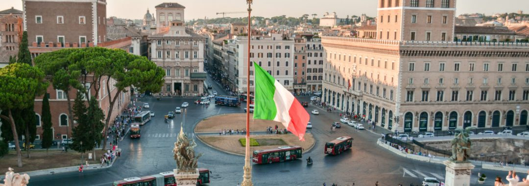 Business Centers Italy