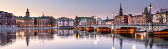Stockholm view, Commercial Properties 24