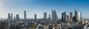 Frankfurt Skyline, Commercial Properties24, Germany