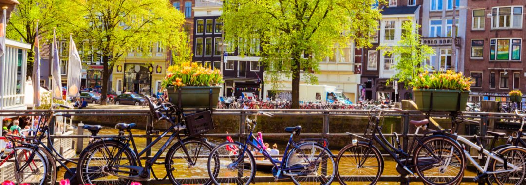 Serviced offices Amsterdam