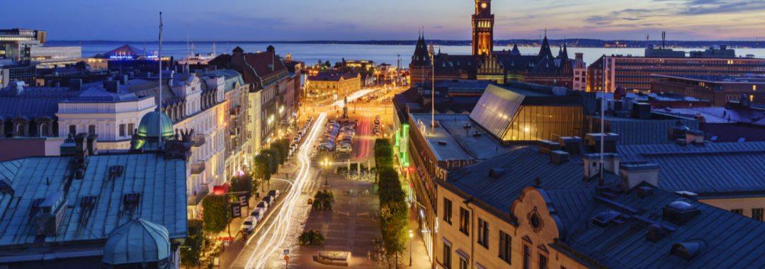Office rent Helsingborg