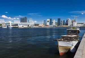 Oslo Harbor - Norway