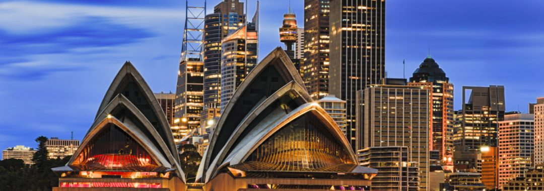 Business centers Sydney