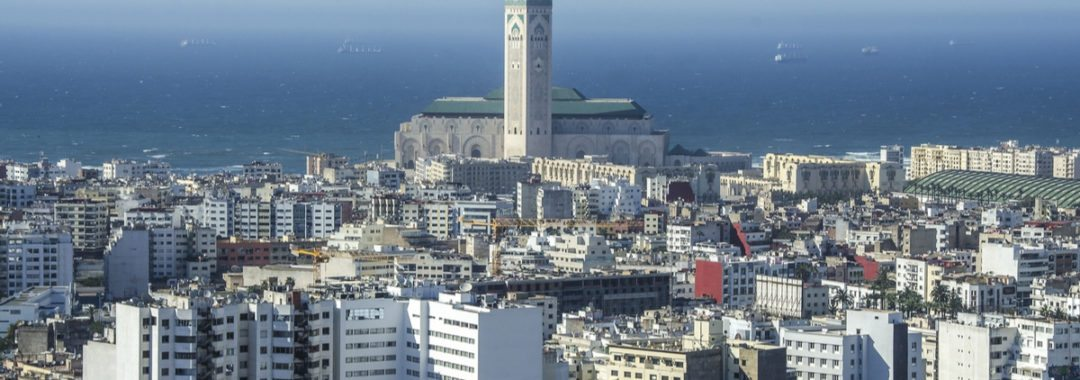Rent office Casablanca