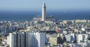 Rent office Casablanca