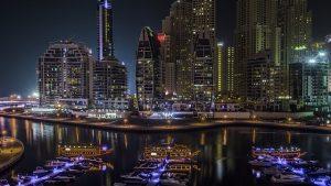 United Arab Emirates, Business Centers