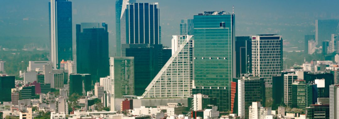 Business centers Mexico City