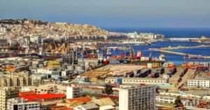 Business centers in Algeria