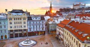 Rent Office Bratislava