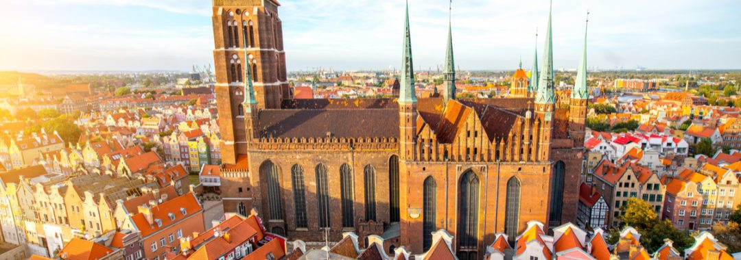 Business centers Gdansk