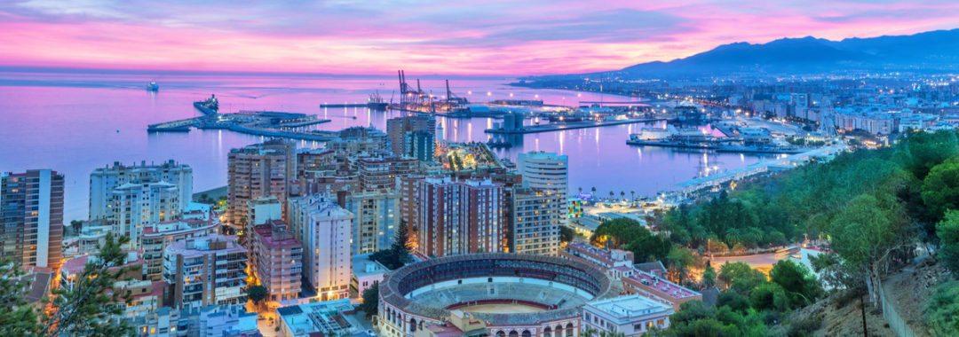 Business centers Malaga