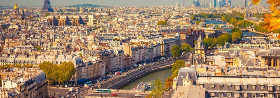 Rent Office Paris