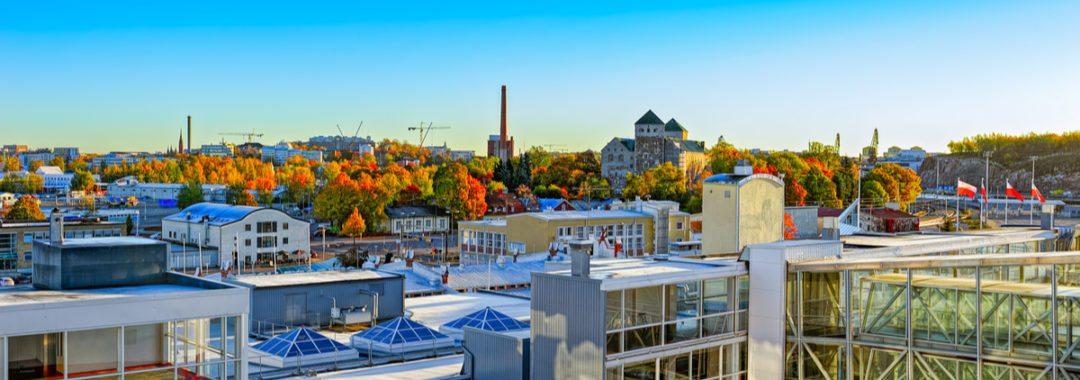 Office rent Turku