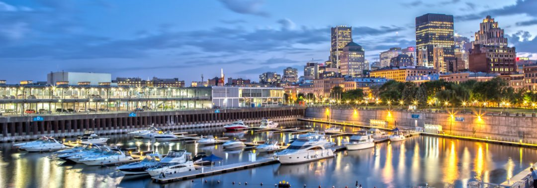 Business centers Montreal