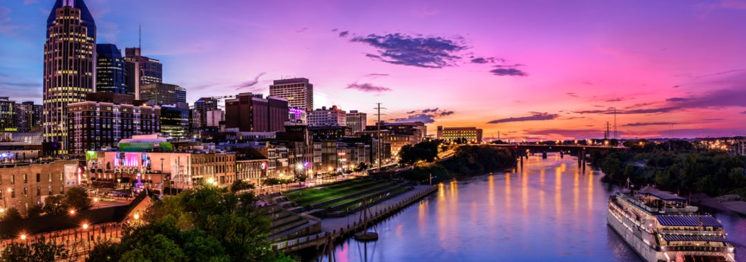 Office lease Nashville Tennessee