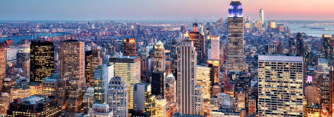 business centers New York