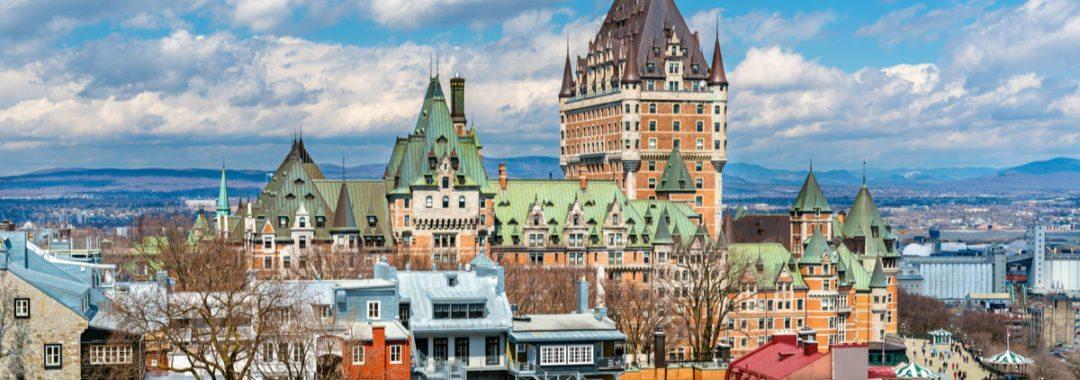 Business Centers Quebec City