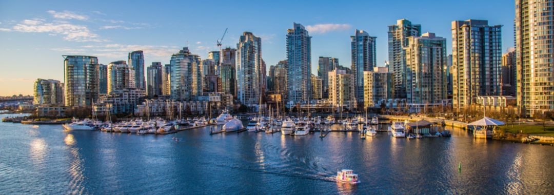 Business centers Vancouver
